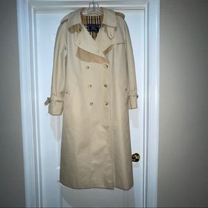 Pre-Owned Vintage Burberry Trench Coat